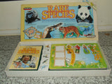 Spears Games Rare Species Boxed 7 + ~ 2 to 4 Players - Vintage Retro And Vinyl - 1