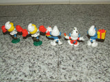 7 x Smurf Figures ~ Peyo, Schliech, McDonalds - Vintage Retro And Vinyl - 9