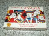 Waddingtons Canasta - Complete Boxed With Rules & Score Cards # 318 - Vintage Retro And Vinyl - 1