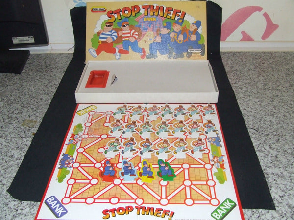 Spears Stop Thief - Complete 1980's - Vintage Retro And Vinyl - 1