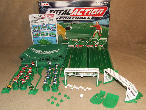 Total Action Football By Ideal Boxed With Instructions 6+