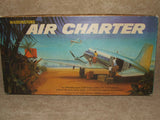 Air Charter Board Game - Waddingtons - Vintage 1970 - Boxed & Complete - Vintage Retro And Vinyl - 2