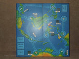Air Charter Board Game - Waddingtons - Vintage 1970 - Boxed & Complete - Vintage Retro And Vinyl - 8