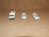 Lesney Matchbox Moko Superfast Ambulances 2 x 54, 1 x 41 Unboxed Playworn - Vintage Retro And Vinyl - 2