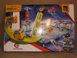 Disney Pixar Wall E Axiom Station Racing Playset Boxed Unused Sealed Parts - Vintage Retro And Vinyl - 9