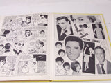 Boyfriend 65 Unclipped Hardback Book Of Pop Stars Fashion & Beauty From the 1960s