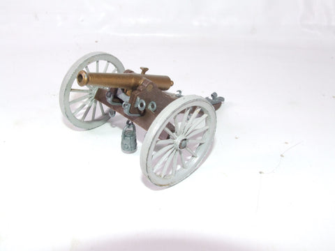 Britains American Civil War Cannon in Working Order
