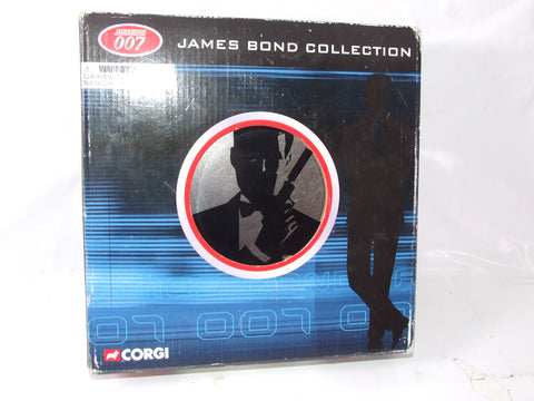 Corgi James Bond Film Canister 4 Piece Gift Set