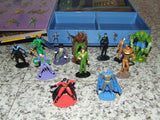 Batman Storybook 12 Figures And Playmat Phidal - Vintage Retro And Vinyl - 8