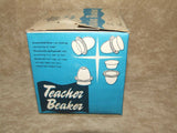 Teacher Beaker - Boxed - J L Caplin - Made In England - Vintage Retro And Vinyl - 11