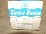 Teacher Beaker - Boxed - J L Caplin - Made In England - Vintage Retro And Vinyl - 12