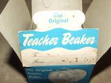 Teacher Beaker - Boxed - J L Caplin - Made In England - Vintage Retro And Vinyl - 16