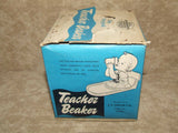 Teacher Beaker - Boxed - J L Caplin - Made In England - Vintage Retro And Vinyl - 9