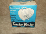 Teacher Beaker - Boxed - J L Caplin - Made In England - Vintage Retro And Vinyl - 10