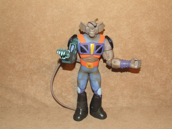 "Biker Mice From Mars 12"" Modo Action Figure - Vintage Retro And Vinyl - 1"