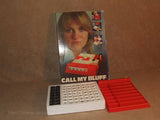 Call My Bluff Game - Mind Movers - Contents Sealed - Made In England - Vintage - Vintage Retro And Vinyl - 1