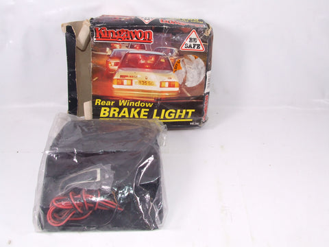 Retro Classic Kingavon Rear Window 3rd Brake Light Kit Ford Sierra Escort RS Turbo XR3i