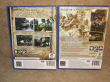 Brothers In Arms Road to Hill 30 And Earned In Blood Bundle Sony PS2 Used - Vintage Retro And Vinyl - 2