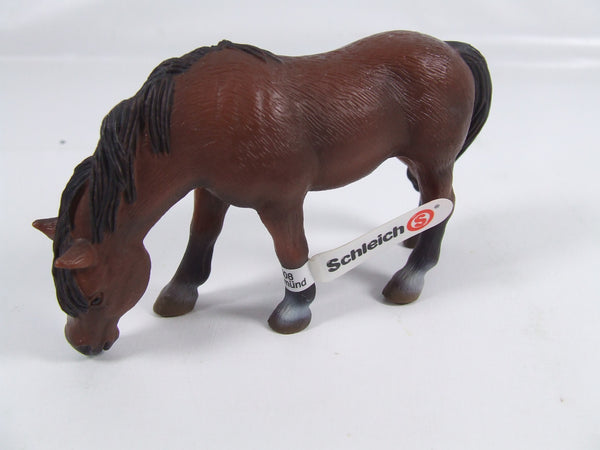 Schleich Grazing Horse Brown D-73508