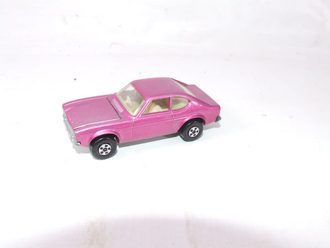 Matchbox Superfast Ford Capri Light Purple # 54