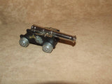 Metal Cannon In Plastic Case Made In Italy Vintage Circa 1960's - Vintage Retro And Vinyl - 2