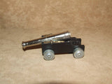 Metal Cannon In Plastic Case Made In Italy Vintage Circa 1960's - Vintage Retro And Vinyl - 4