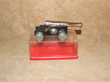 Metal Cannon In Plastic Case Made In Italy Vintage Circa 1960's - Vintage Retro And Vinyl - 1
