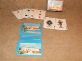 Waddingtons Playing Cards - Marsham Court Bournemouth - 52 Cards Plus Joker - Vintage Retro And Vinyl - 11