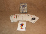 Waddingtons Playing Cards - Marsham Court Bournemouth - 52 Cards Plus Joker - Vintage Retro And Vinyl - 1