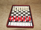 House Martin Travelling Chess Boxed And Complete Vintage 1960's Made In England - Vintage Retro And Vinyl - 3