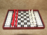 House Martin Travelling Chess Boxed And Complete Vintage 1960's Made In England - Vintage Retro And Vinyl - 4