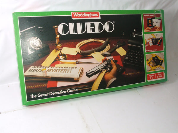 Cluedo The Great Detective Game