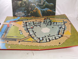 Escape From Colditz Board Game By Parker Palitoy WWII Boxed & Complete