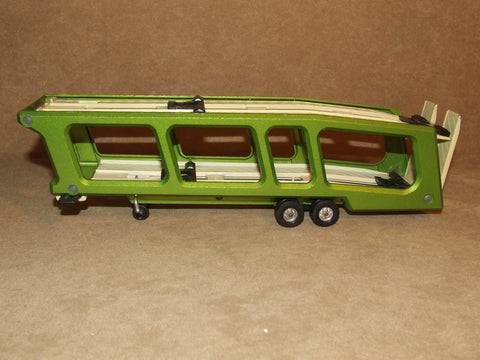 Corgi Major Ford Tilt Cab Car Transporter Green Trailer Only No Box #1159