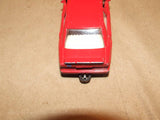 2 x Corgi Red Mercedes Benz Diecast Models 300SL & 190E - Vintage Retro And Vinyl - 10