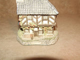 Coopers Cottage - David Winter - Hand Made & Painted - Vintage Ornament 1985 - Vintage Retro And Vinyl - 5