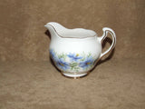Colclough Bone China 1960's Cream or Milk Jug - Nigella Love In The Mist