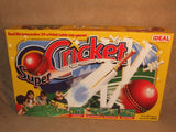 Super Cricket By Ideal Boxed With Instructions For 2 to 22 Players Aged 6 + - Vintage Retro And Vinyl - 9