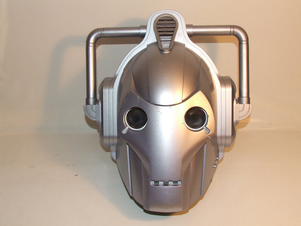 Doctor Who Cyberman Voice Changer Helmet Prop Lights And Sounds Fully Working