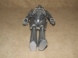"Doctor Who 12"" Poseable Cyberman Figure 2006 - Vintage Retro And Vinyl - 7"