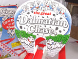 The Great Dalmatian Chase Battery Operated Childrens Toy Age 3+