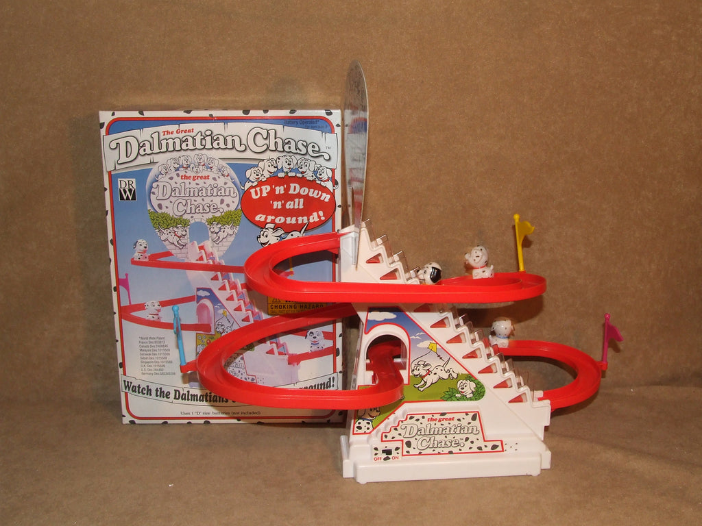 The Great Dalmatian Chase Boxed And Complete Age 3+ - Vintage Retro And Vinyl - 1