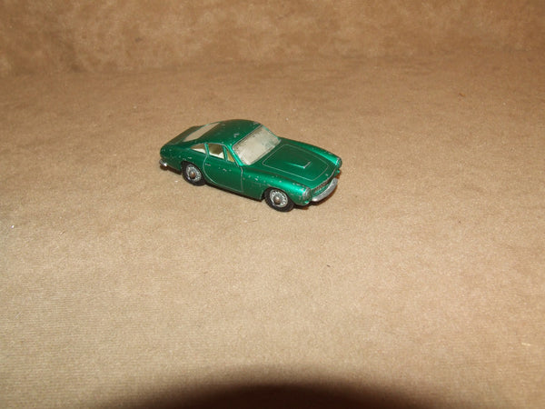 Lesney Ferrari Berlinetta Green Wire Wheels Made In England Vintage 1960's - Vintage Retro And Vinyl - 1