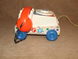 Fisher Price Chatter Telephone 1961 Full Working Order ~ Toy Story 3 - Vintage - Vintage Retro And Vinyl - 2