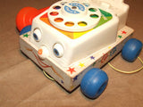Fisher Price Chatter Telephone 1961 Full Working Order ~ Toy Story 3 - Vintage - Vintage Retro And Vinyl - 10