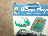 Game Player With Calculator & Clock Boxed - Innovage - Vintage Retro And Vinyl - 9