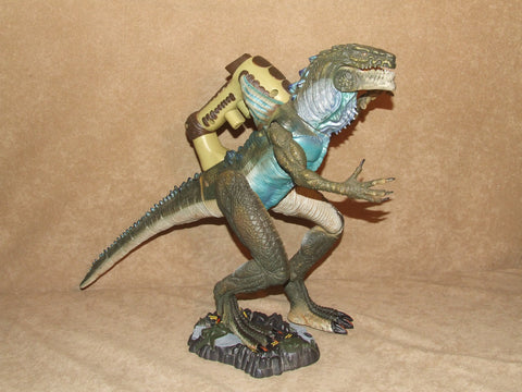 "Godzilla 14"" Action Figure TOHO With Movement And Sounds - Vintage Retro And Vinyl - 1"