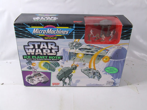 Star Wars Micro Machines Ice Planet Hoth From The Empire Strikes Back