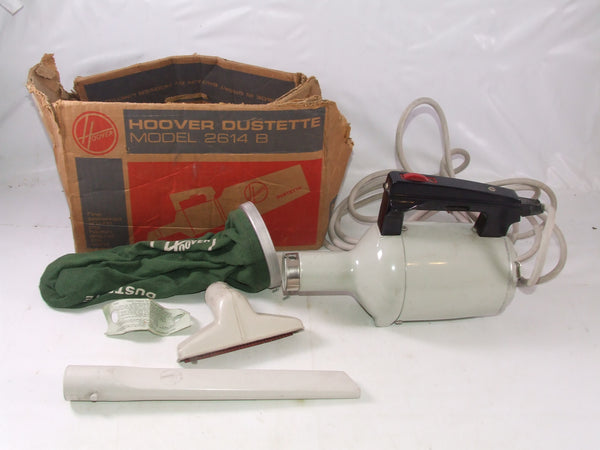Hoover Dustette Model 2614B Vintage Retro Vacuum Cleaner