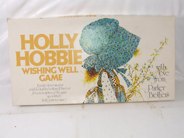 Holly Hobbie Wishing Well Game Boxed & Complete